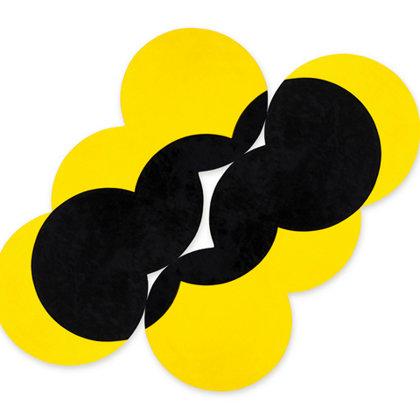 Narciso. Dos piezas, en conjunto: 117 x 80 cm. 2010
