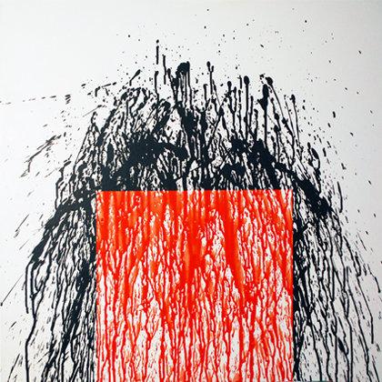Acrílico sobre lienzo. 78 x 78 cm. 2015