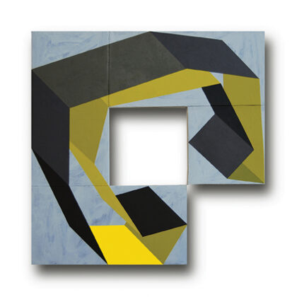 Minos III. 60 x 60 cm. 2008