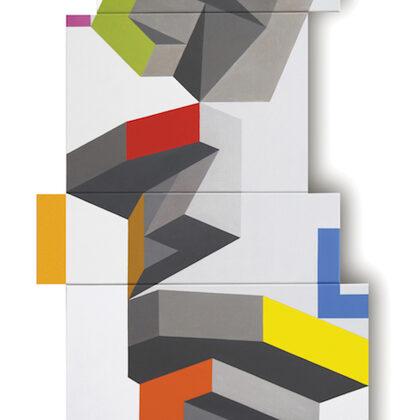 Quimera. 200 x 110 cm. 2008