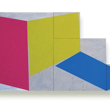 Virtus. 90 x 180 cm. 2007